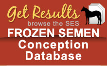 Conception Database Frozen Semen Conception Results